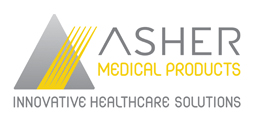 Logomarca Asher Medical Products